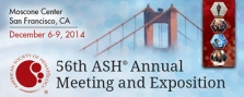 AFFICHEM announces the presentation of a poster at the 56th Annual Meeting of the American Society of Hematology (ASH) in San Francisco.